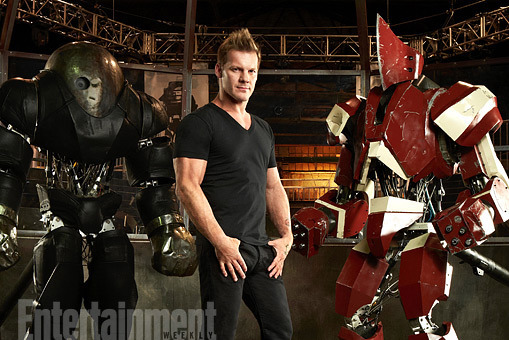 Trailer Released for Chris Jericho's New Syfy Show 'Robot Combat League'