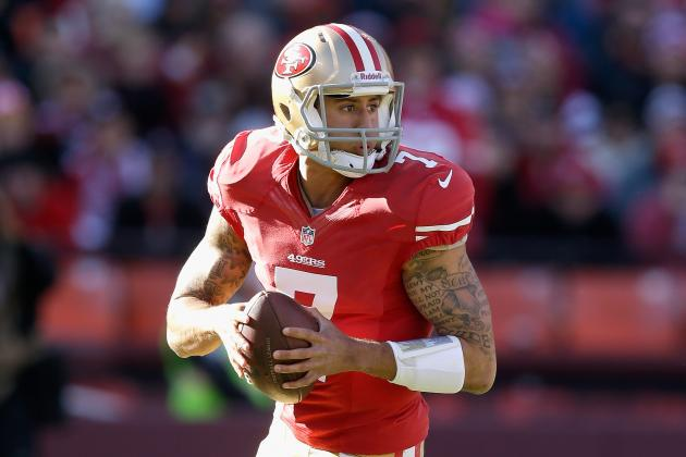 The 49ers' QB Decision Wasn't Close, Kaepernick Was the Pick
