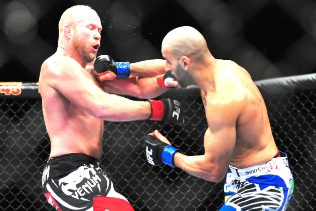 UFC 155 Results: Tim Boetsch Needs a Hall Pass After His Loss to Costa Philippou