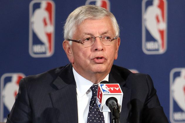 David Stern: 'For Sure' There Will Be Multiple NBA Teams in Europe in 20 Years