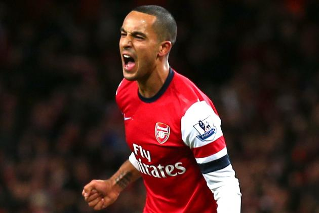 Arsenal FC: Why New Theo Walcott Contract Would Be Good for Club