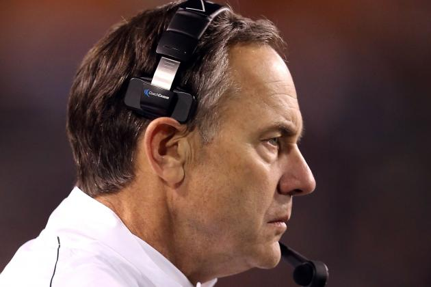 Dantonio on NFL Bound Spartans: 'It's Part of the Deal'