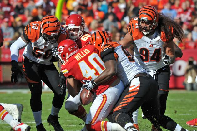 Bengals' D-Line Blossoms into One of Best