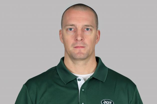 Jets Fire Strength and Conditioning Coach Bill Hughan
