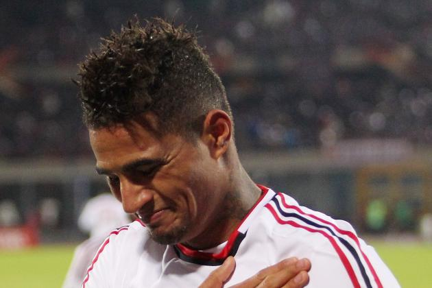 Boateng Backed on Racism Stance