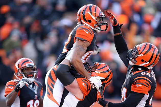 Bengals Look to End Playoff Win Drought