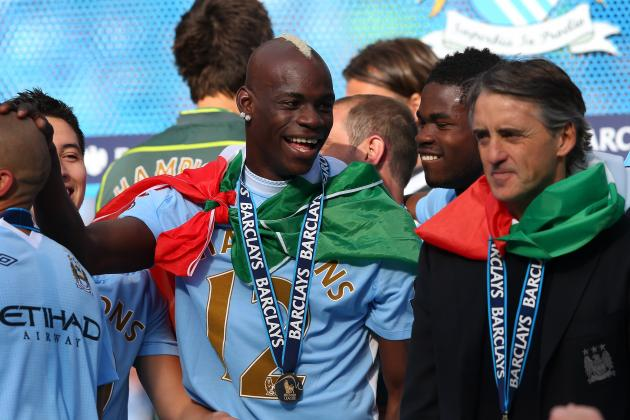 Mario Balotelli: Eriksson Says Bust-Ups Happen 'at Every Club'