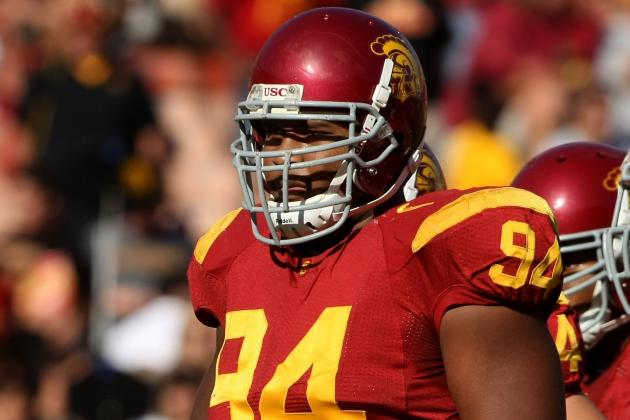 Ex-USC Lineman Armond Armstead Claims Painkillers Caused Heart Attack
