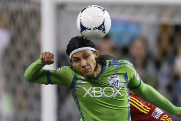 Reports: Sounders' Montero Headed to Millonarios on Loan