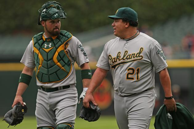A's Encouraged by Colon's Winter Ball Stint