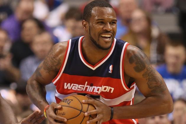 Wizards ready for Andray Blatche's return to Washington