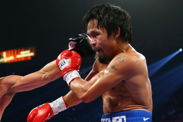 Doctors in Philippines Concerned over Pacquiao's Health