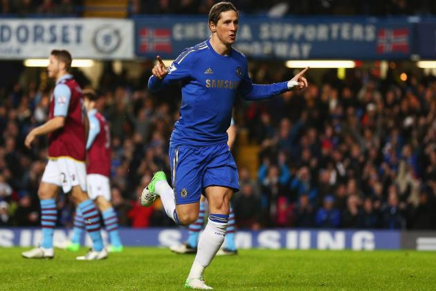 Chelsea Transfer News: What Demba Ba Move Means for Fernando Torres