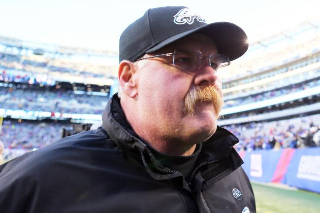 NFL Rumors: Andy Reid Would Be Ideal Fit for Kansas City Chiefs