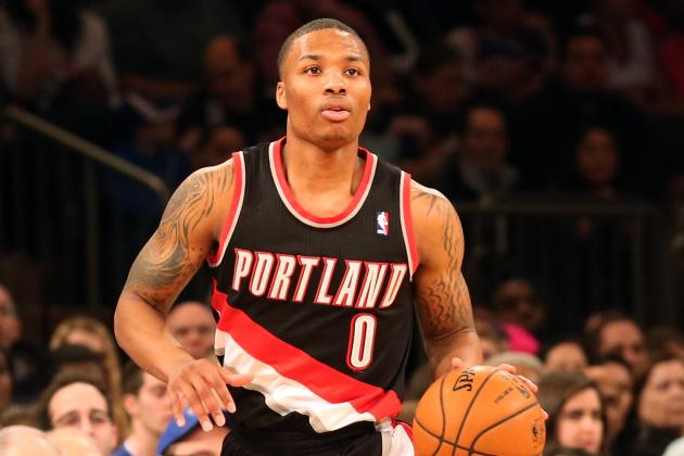 Lillard Tops List of Biggest Offensive Difference Makers