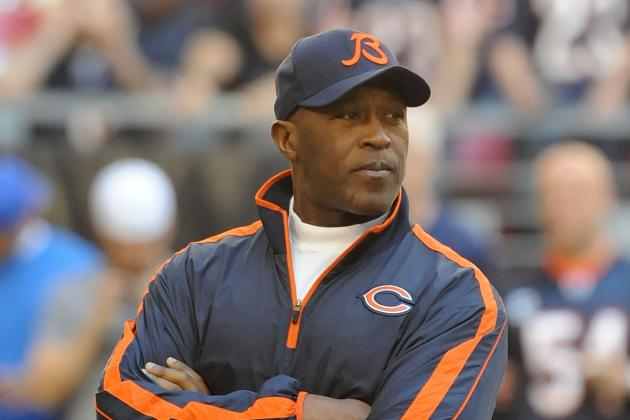Report: San Diego Chargers Interested in Lovie Smith