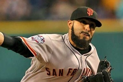 Report: Sergio Romo Arrested at Vegas Airport