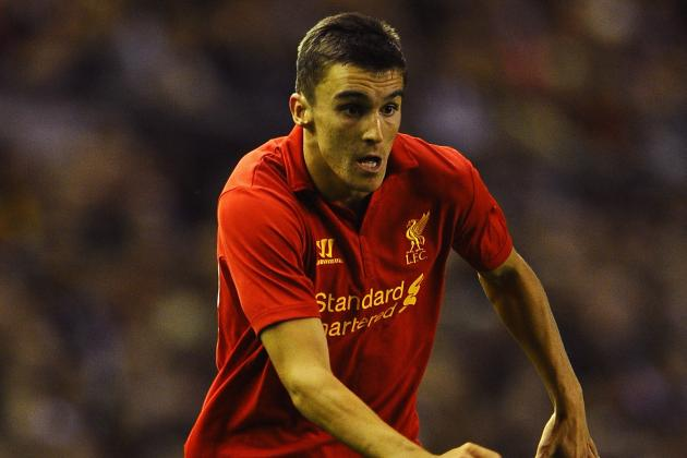 Liverpool Striker Morgan Completes Rotherham Loan Move