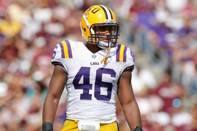 LSU Football: How Kevin Minter's Decision to Go Pro Impacts Tigers' 2013 Defense
