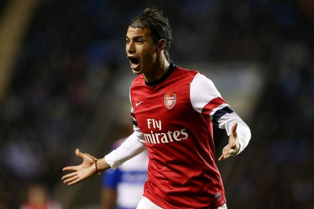 Arsenal Transfer Rumors: Gunners Should Allow Marouane Chamakh to Leave