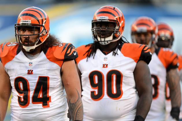 Bengals vs. Texans: How Cincinnati's Elite D-Line Can Lead Team to Playoff Win