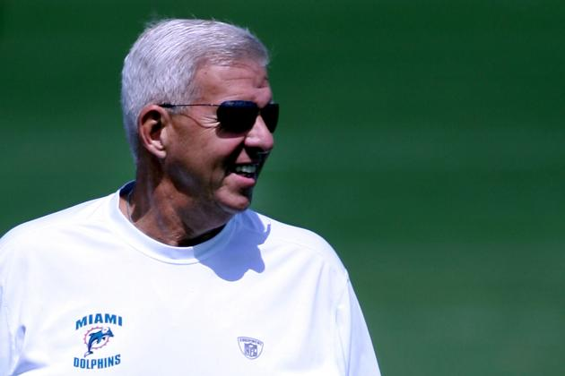 Bill Parcells Is 'Done with Football,' Won't Take Jets GM Job