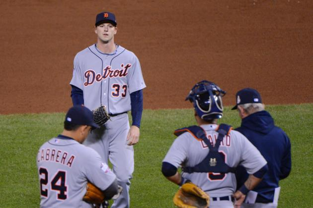 2013 Detroit Tigers Schedule Oddities