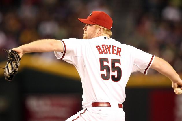 Blaine Boyer Becomes the Latest Former Brave Acquired by Dayton Moore
