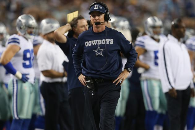 Jason Garrett Says He'd Be Open to Changes