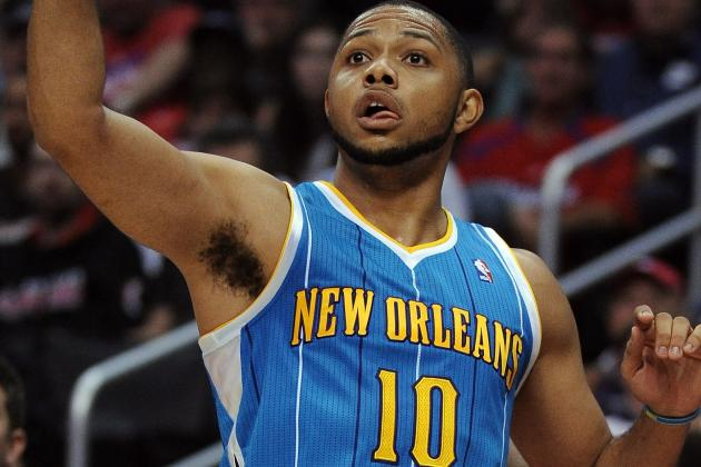 Eric Gordon to Be Eased Back onto Court