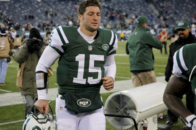 Tim Tebow: Media Should Not Bother QB About 2013 Plans
