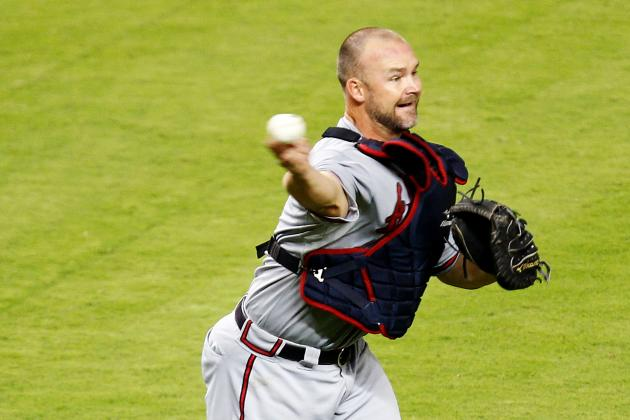 2013 Boston Red Sox: Why Starting David Ross at Catcher Could Improve Rotation