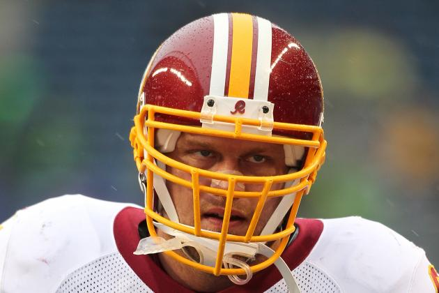 Carriker Clowns Other NFC East Qbs on Twitter