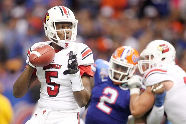 How Teddy Bridgewater Could Impact the 2013 NFL Draft