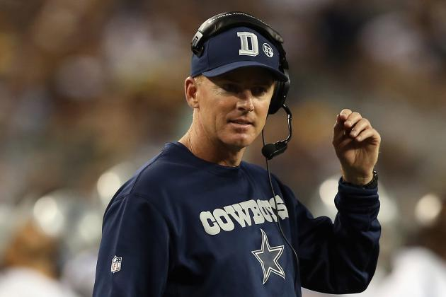 Cowboys' Garrett  Says He'd Be Open to Changes