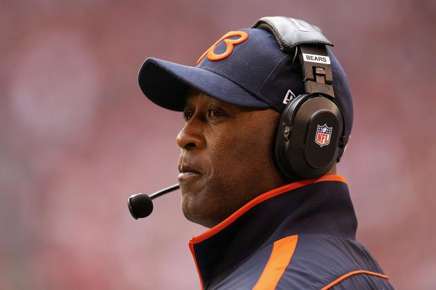 Lovie Smith: Former Bears' Coach Would Be Perfect Fit with Buffalo Bills