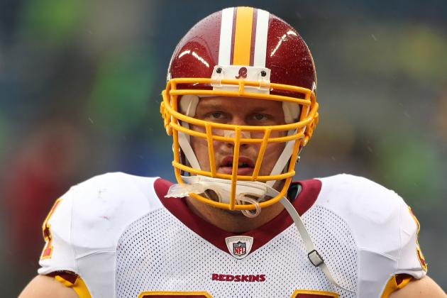 Redskins' Adam Carriker Tweets Some Trash Talk to Romo, Vick, Eli