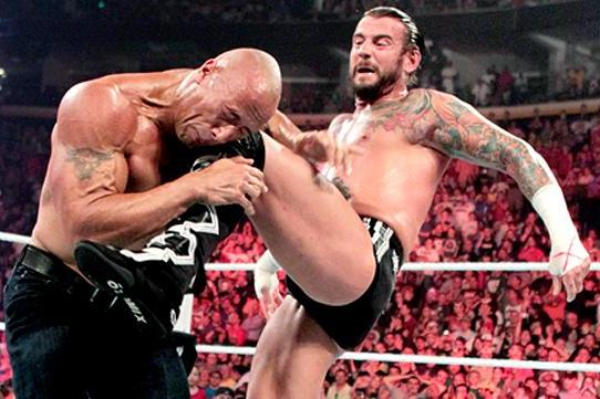 CM Punk, The Rock, Rob Van Dam & Latest WWE News & Rumors from Ring Rust Radio