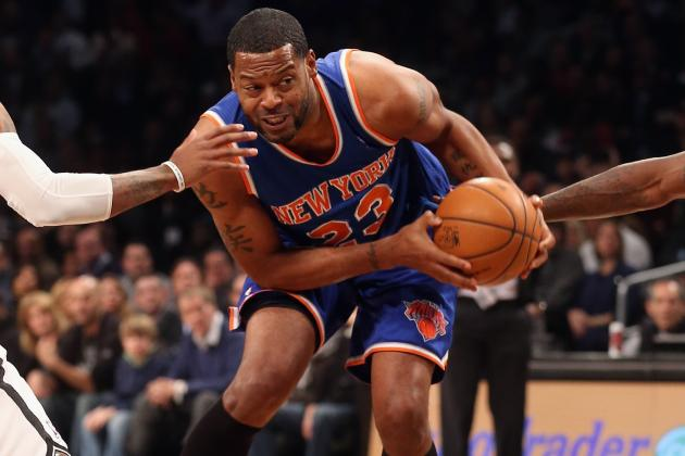 Marcus Camby Will Start Tonight vs. Spurs