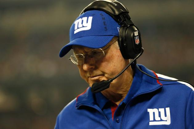 Where Exactly Did It Go Wrong for the New York Giants?