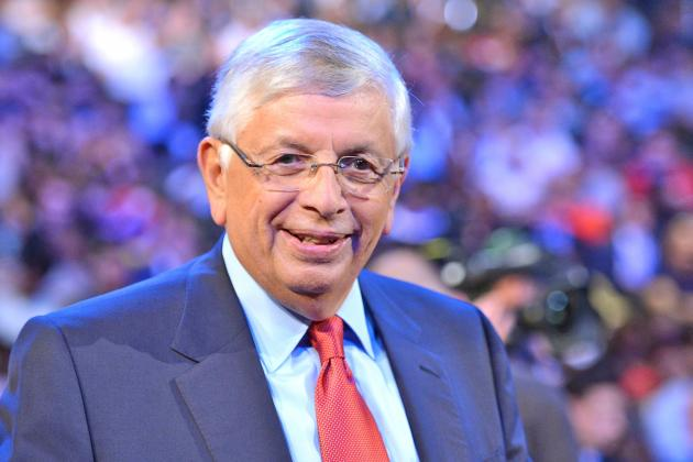 David Stern Claims NBA Will Have Teams in Europe Within 20 Years