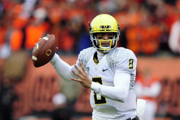 Fiesta Bowl: Oregon vs. Kansas State Live Score, Highlights and Analysis