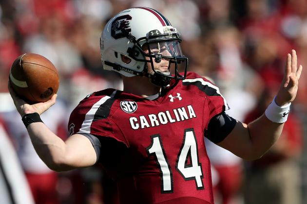 South Carolina QB Connor Shaw to Have Surgery