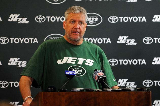 Playing Moderator in the Relationship Between New York Jets and the Media