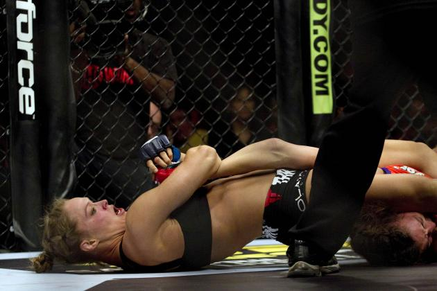 UFC 157 Will Be Just Fine, in Large Part to Ronda Rousey