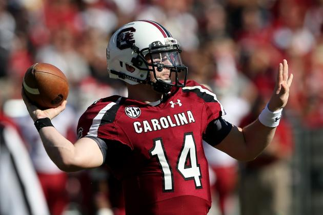 Connor Shaw Injury: Updates on South Carolina QB's Foot