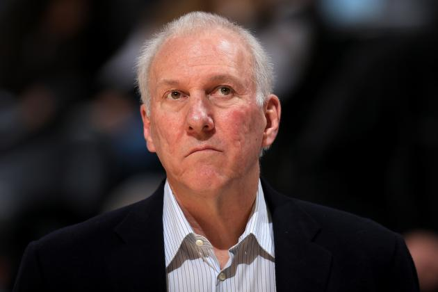 Popovich Not Resting Any Players Against Knicks