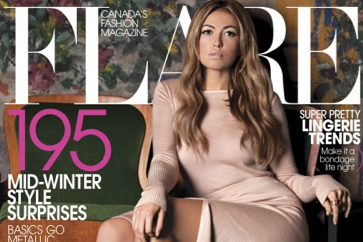 Paulina Gretzky Dishes Hopes, Dreams and Jarret Stoll in Fashion Magazine