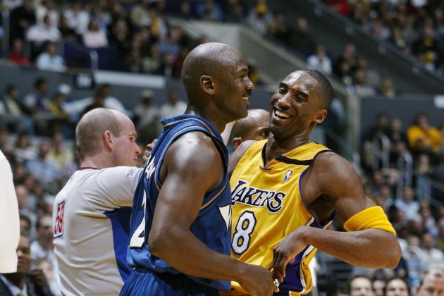 Ham on Kobe and Jordan