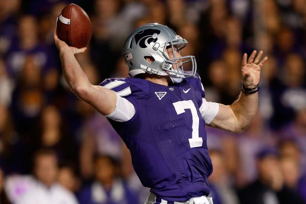 ESPN Gamecast: Oregon vs. Kansas State